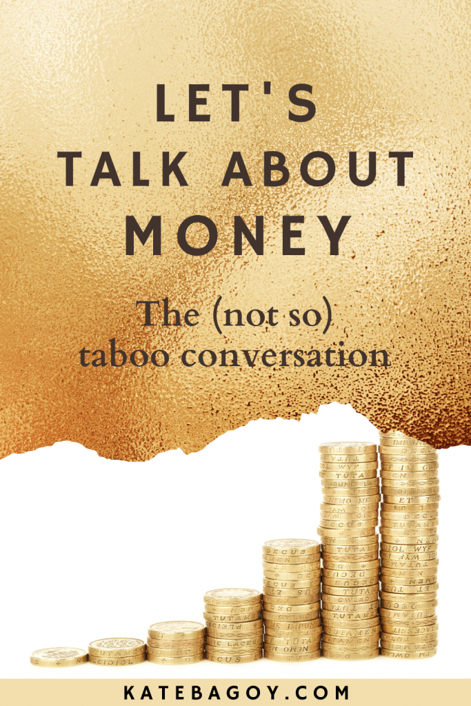 Let's talk about money: the not-so taboo conversation 2