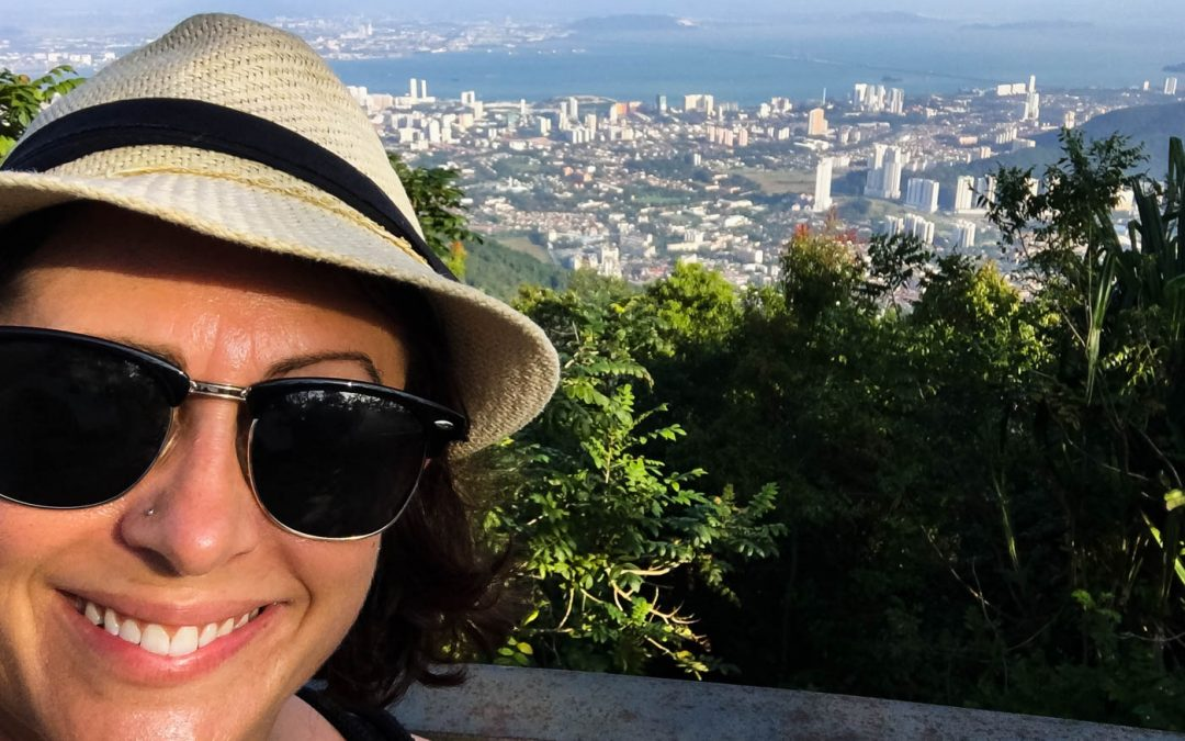 Interview With #JustAddGratitude: How Getting Bitten By A Dog In The Jungles of Malaysia Changed My Life