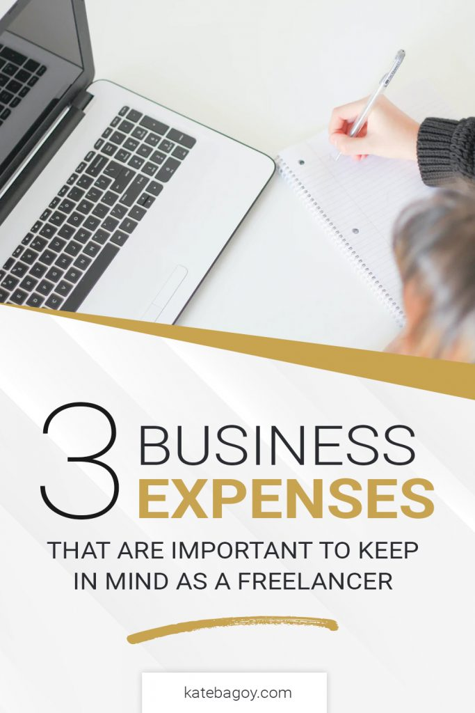 3 Business Expenses That Are Important to Keep in Mind as a Freelancer 1